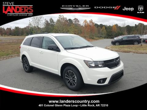 New 2018 DODGE Journey