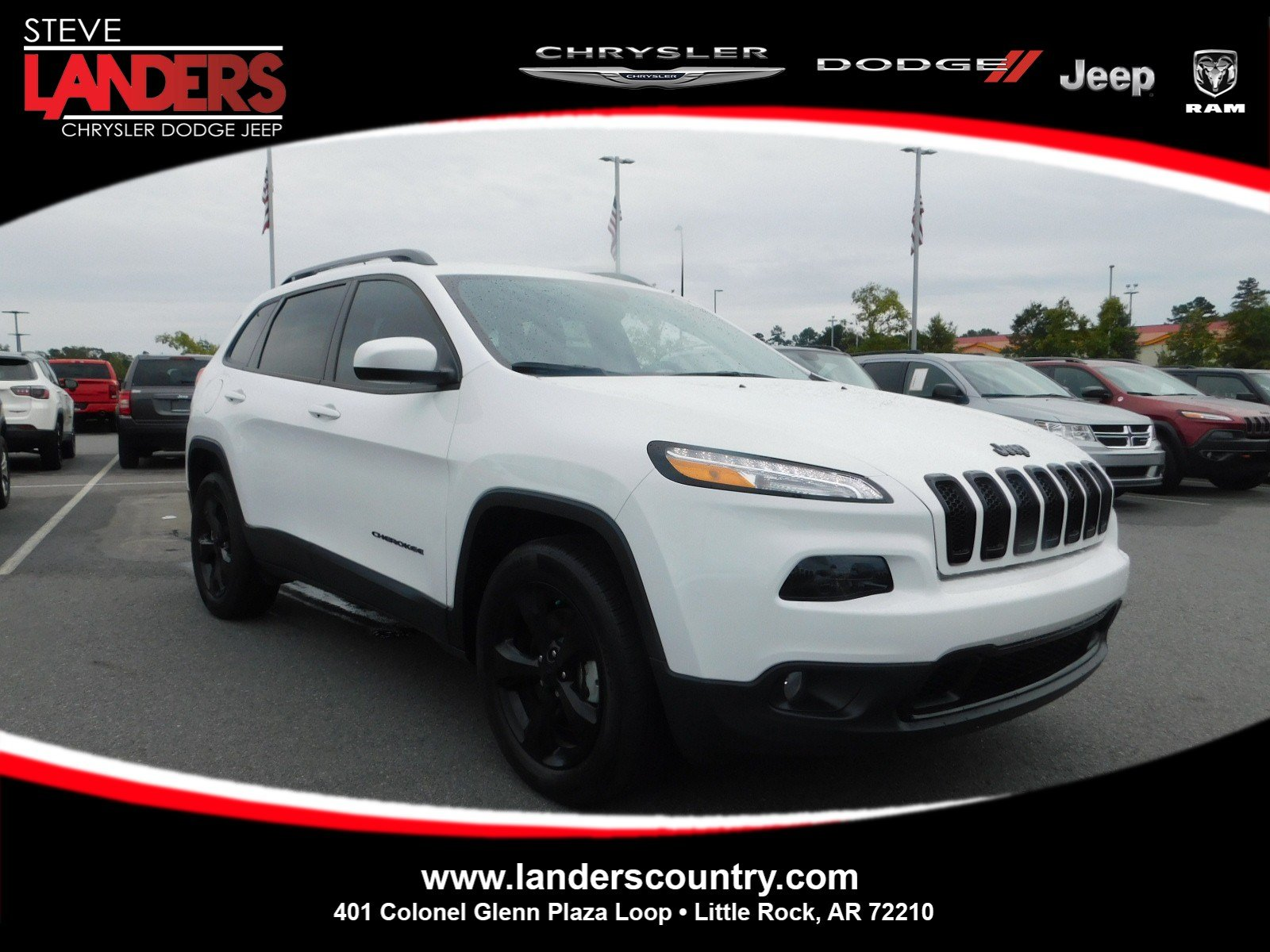 High Quality Pre Owned 2018 Jeep Cherokee Latitude
