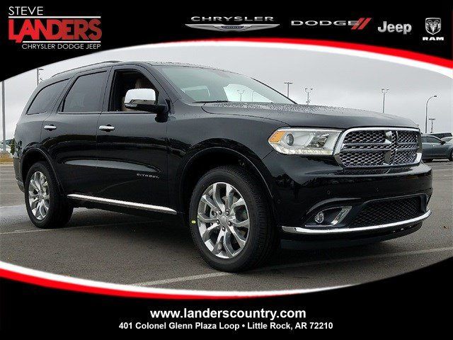 New 2018 DODGE Durango