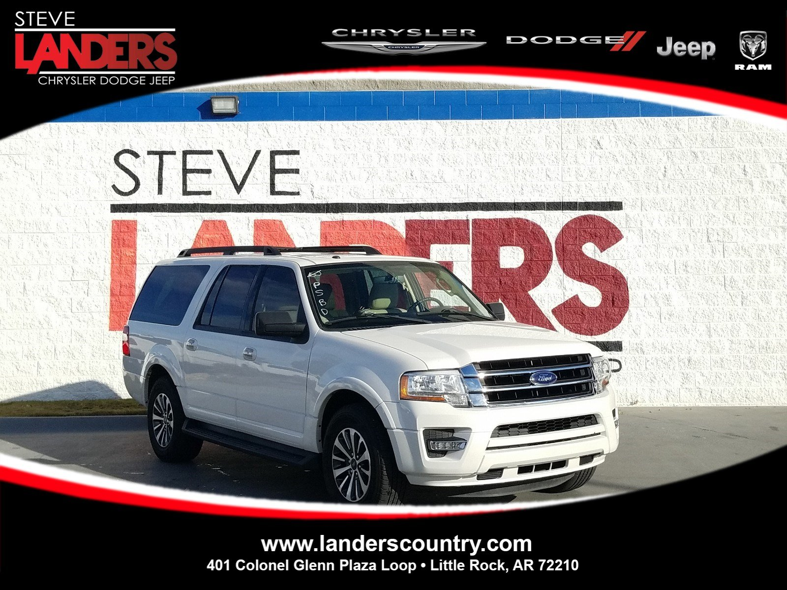 Pre owned 2015 ford expedition el xlt