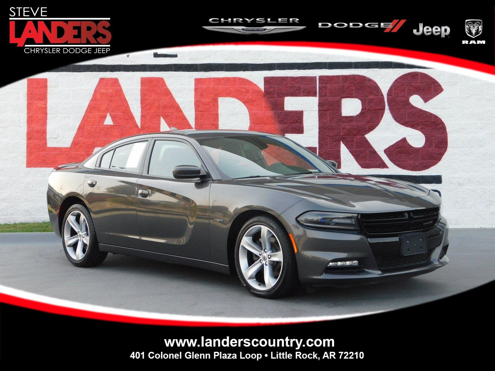 Certified Pre Owned 2017 Dodge Charger R T