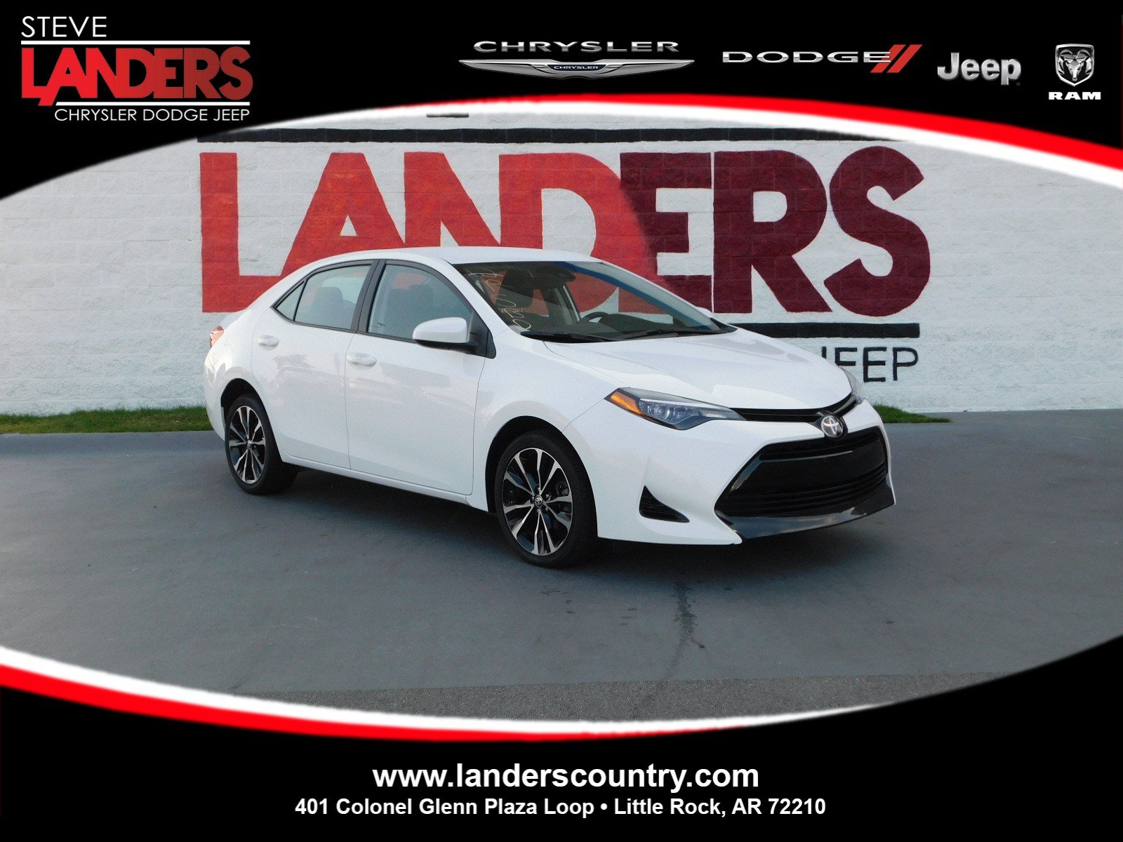 Superb Pre Owned 2018 Toyota Corolla LE