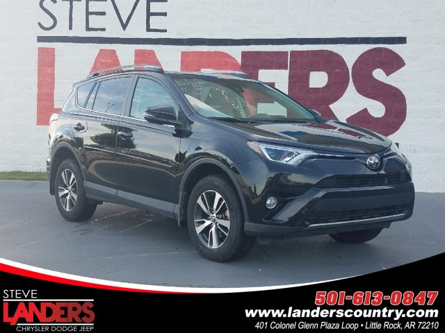 Toyota Little Rock >> Pre Owned 2017 Toyota Rav4 Xle Fwd Sport Utility