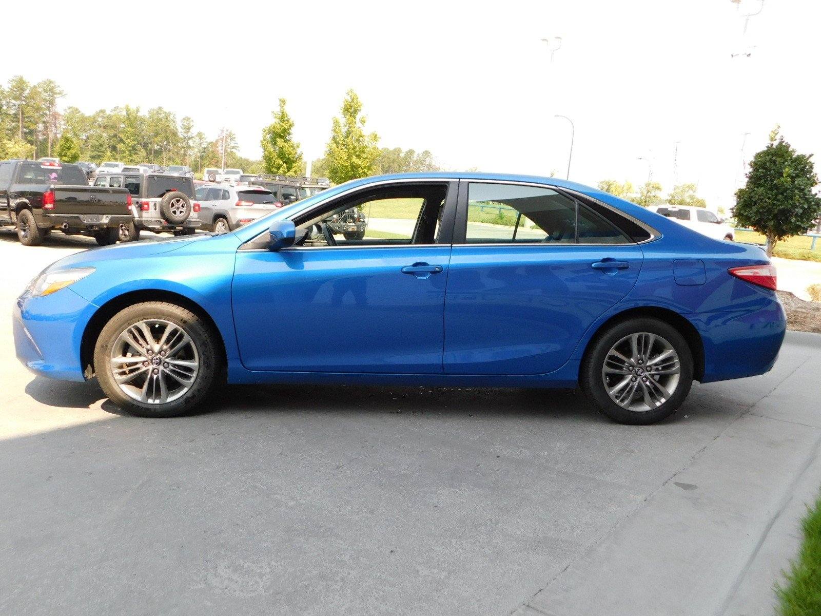 Pre Owned 2017 Toyota Camry Se 4dr Car In Little Rock Hu706713 2001 Oldsmobile Alero 2 4 L Twin Cam