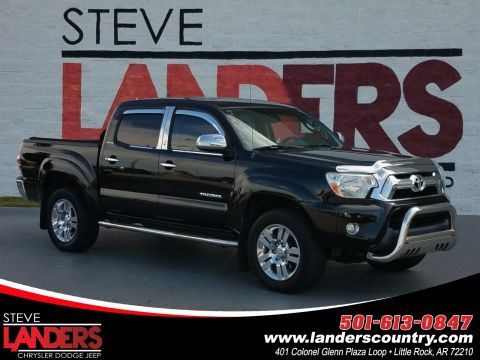 Pre-Owned 2015 Toyota Tacoma LIMITED