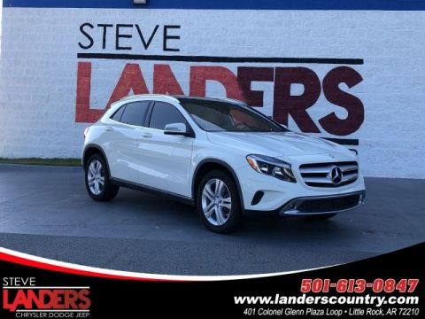 Pre-Owned 2017 Mercedes-Benz GLA GLA 250